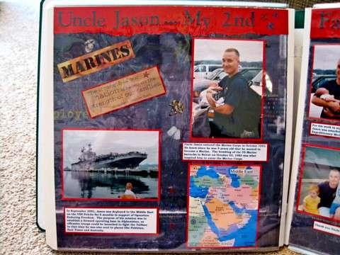 My 2nd Favorite Marine Page 1