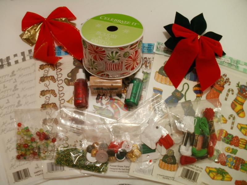December Crafty Giveaway