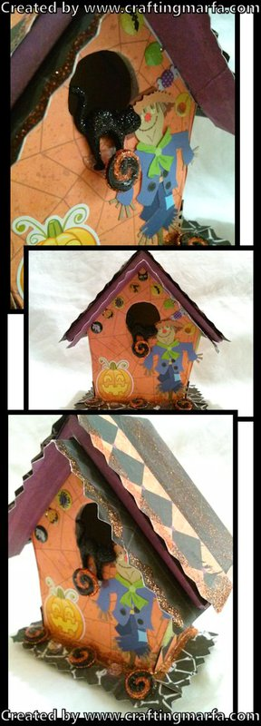 Easy Peacy Birdhouse