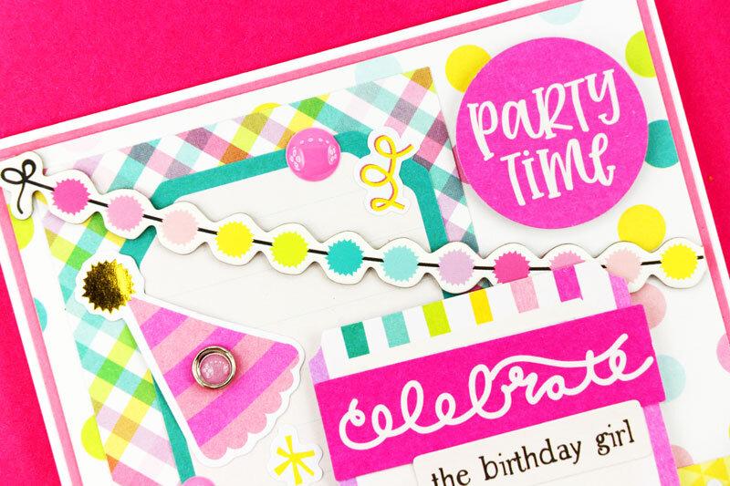 Celebrate the Birthday Girl