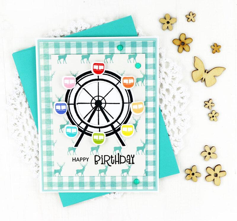 Birthday Ferris Wheel