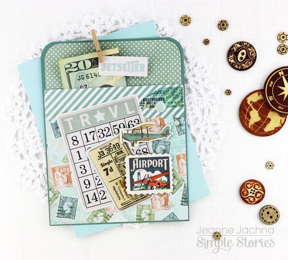 Travel Pocket Card