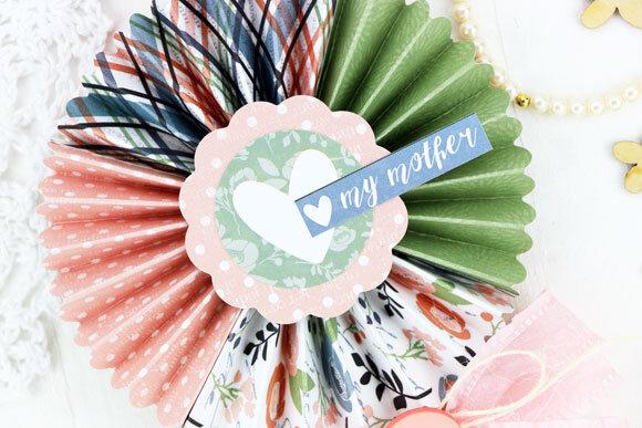 Pinwheel for Mom