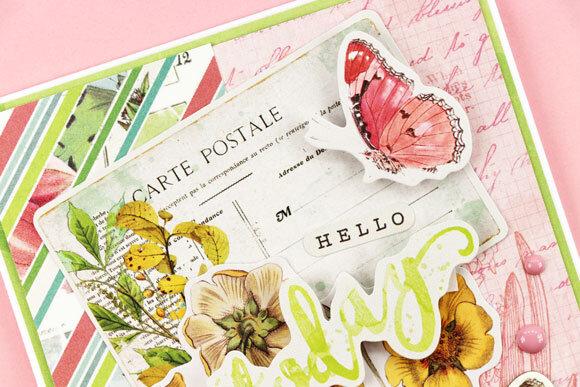 Botanical Hello