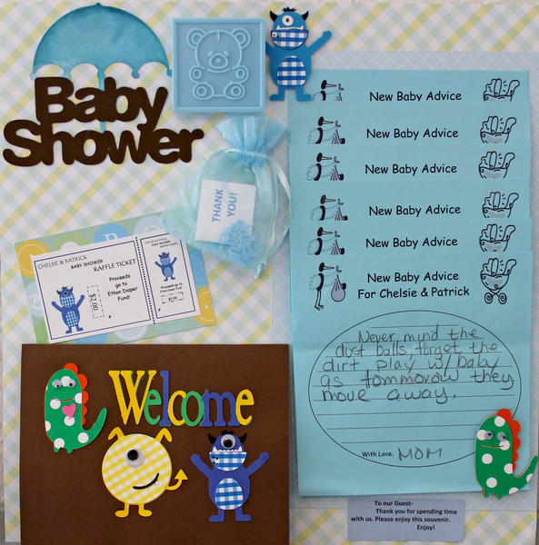 Chelsie's Baby Shower