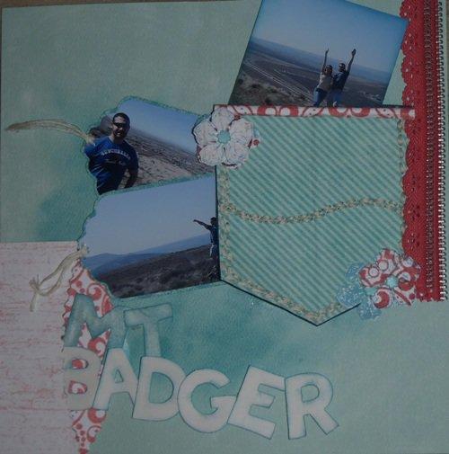Mt Badger