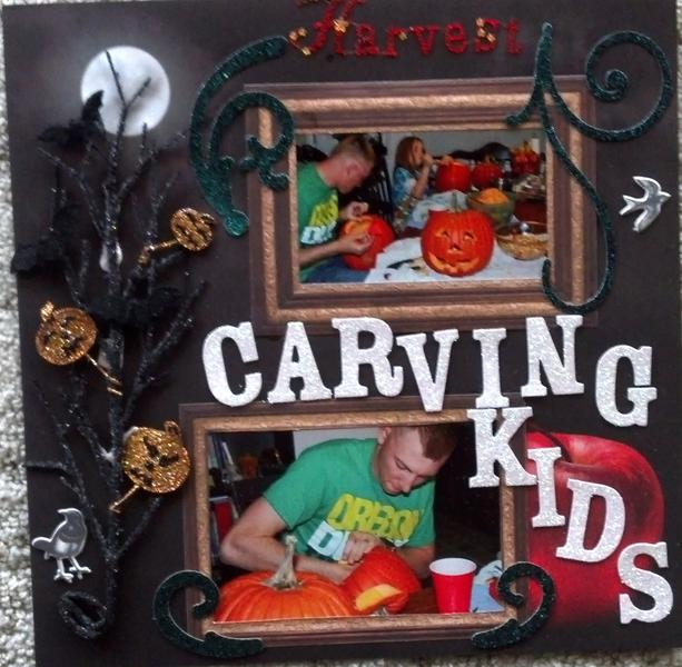 Carving Kids