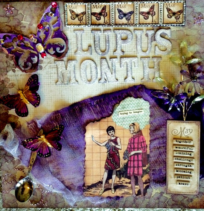 May is Lupus Awarness Month