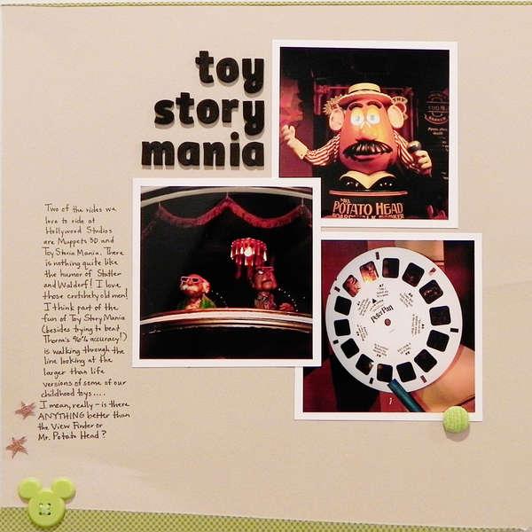 Toy Storia Mania