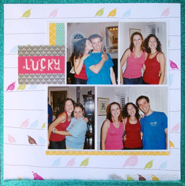2012 - Lucky