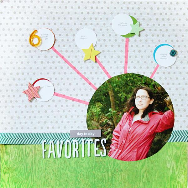 Day to Day Favorites - Julie Aldridge