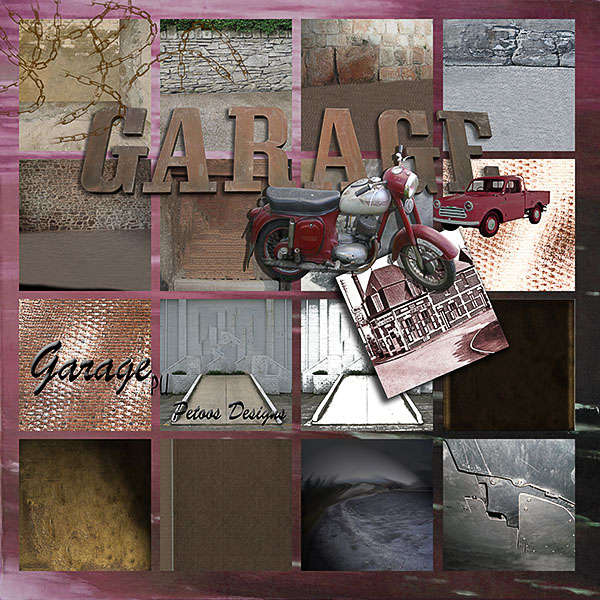 *** GARAGE ***