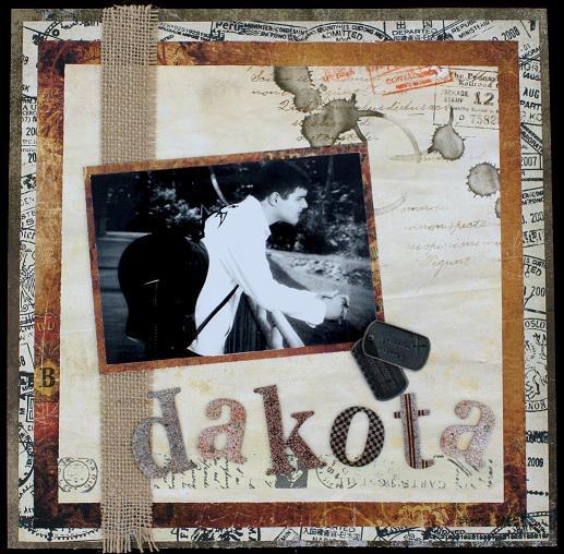 Dakota Senior Picture