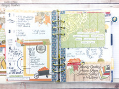 Weekly Fall Layout
