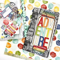Travel Journal With The Travel Notes Collection