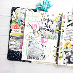 Memory keeping in my planner!