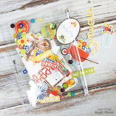 Clear Planner Pouch
