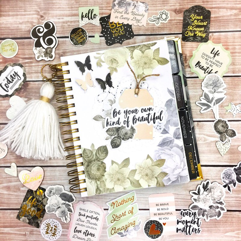 Weekly Planning With the Beautiful Collection