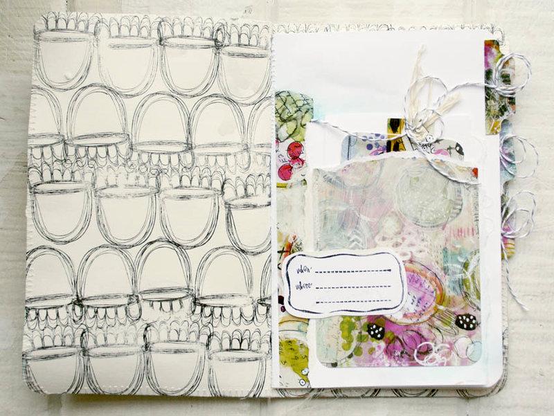 Custom Travelers Notebook