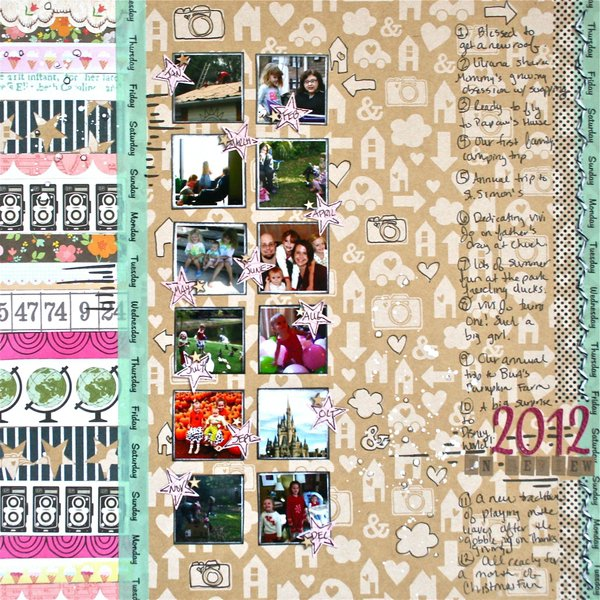 2012 In Review Shimelle's ANFSCD