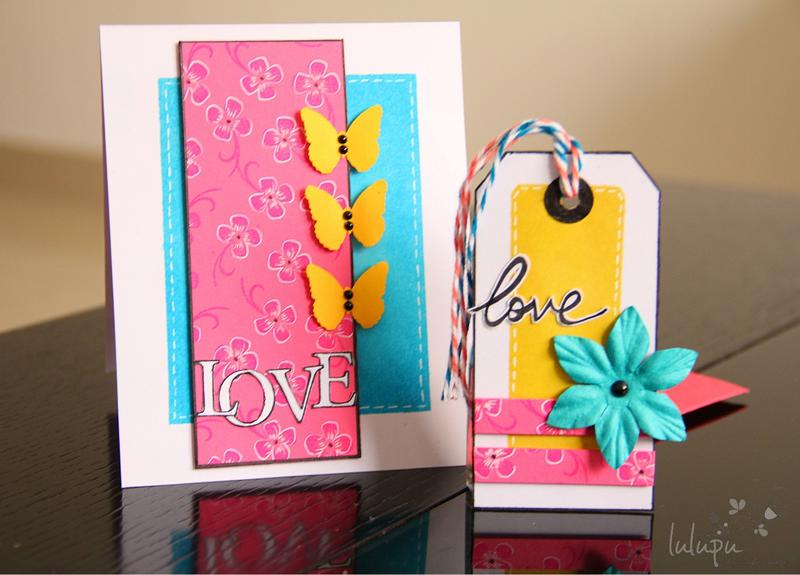 Love Card and Tag