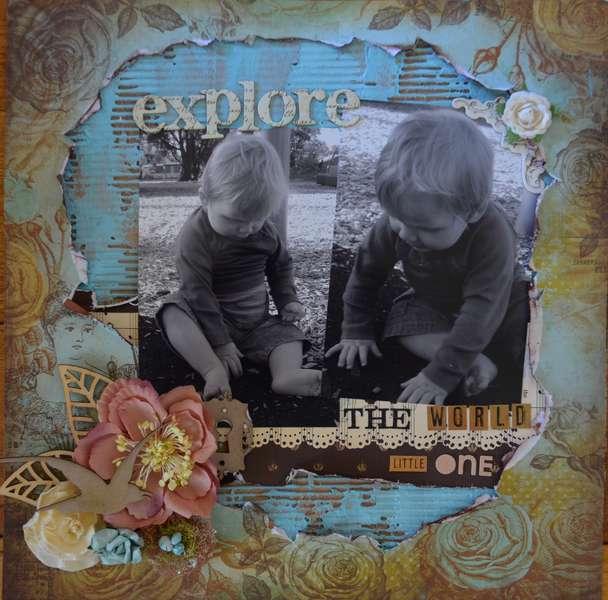 Explore  - Little One!!