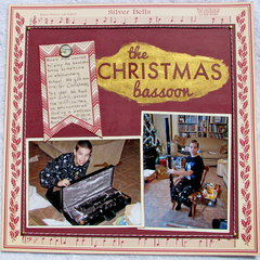 The Christmas Bassoon