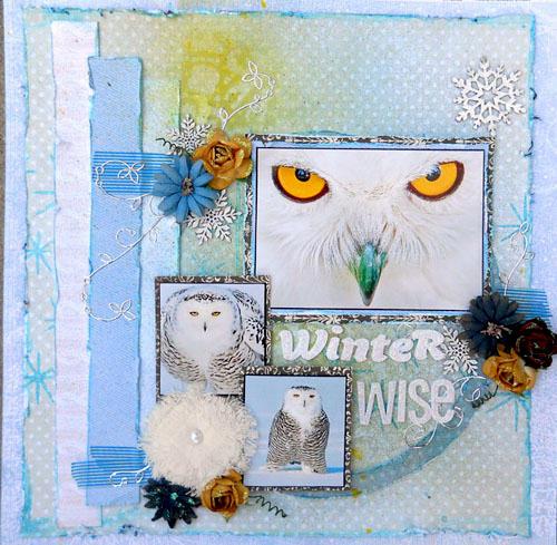"""Winter wise"" **Scraps of Darkness**"
