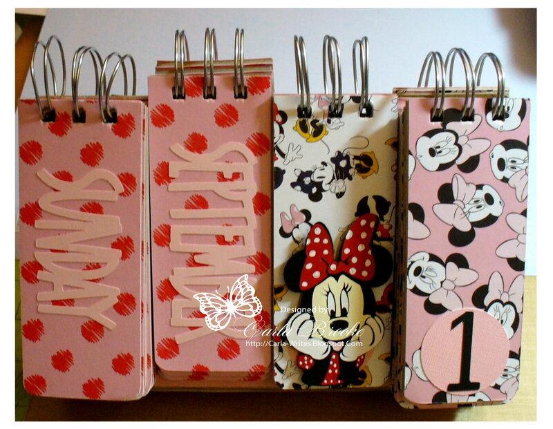 Minnie Perpetual Calendar