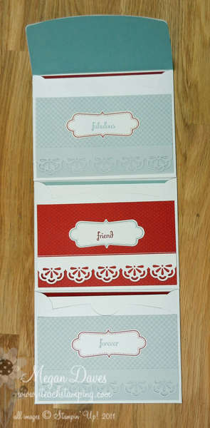 Stampin' Up!'s Everyday Elegance - Mini Album