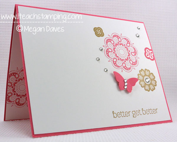 DIY Card: Making Get Well Card