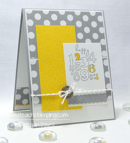 Birthday Card (Greeting Card Kit)