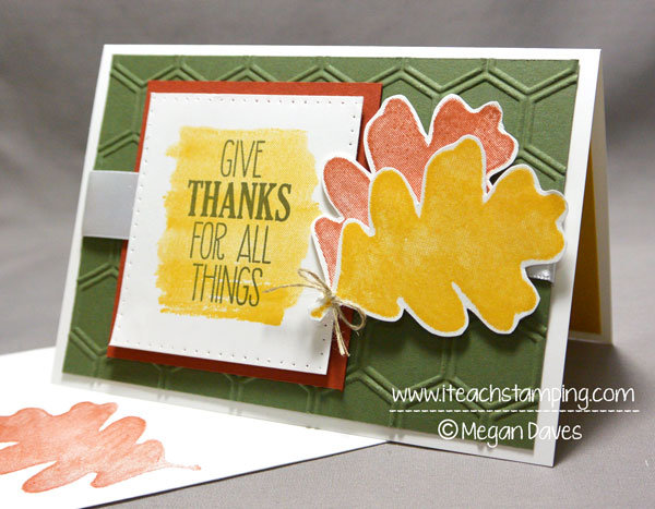 Friday Flip: Give Thanks For All Things