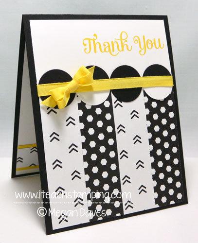 Paper Craft Idea: Quick Thank You