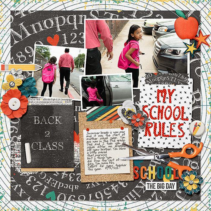 School The Big Day