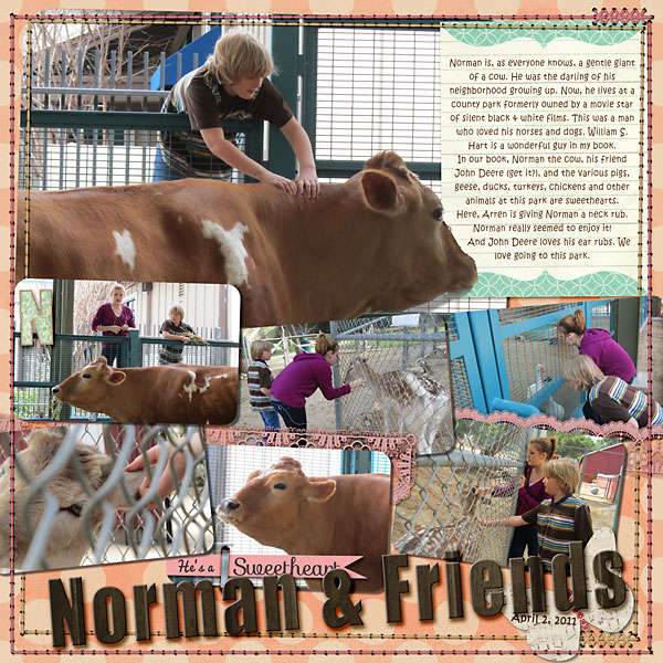 Norman and Friends