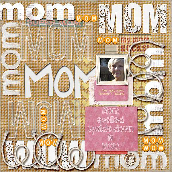 Mom=Wow