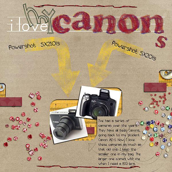 I Love My Canons