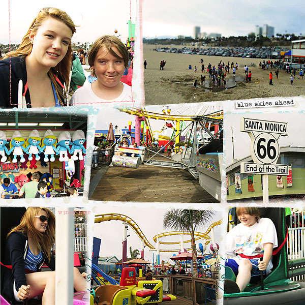 Santa Monica Fun B