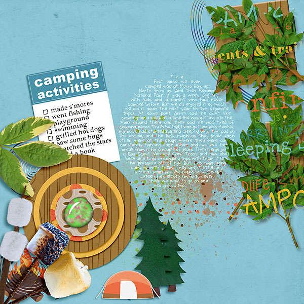 Camping Musings