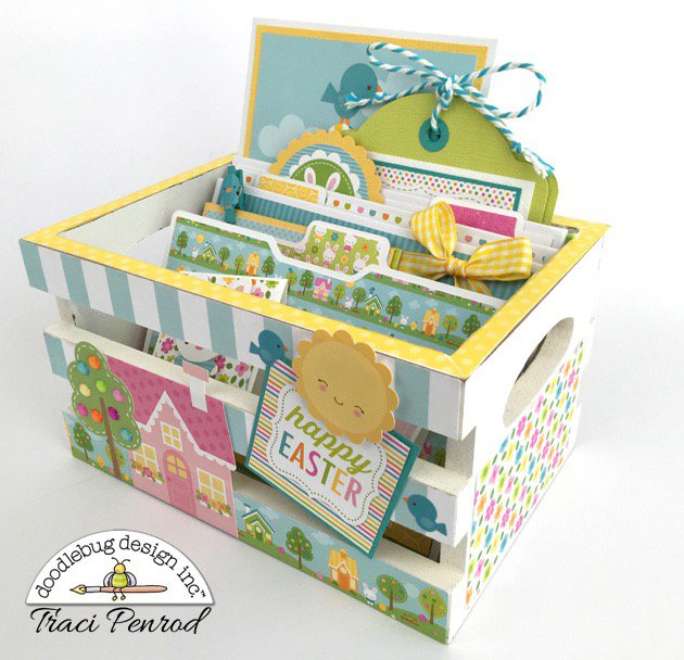 Easter Photo Crate