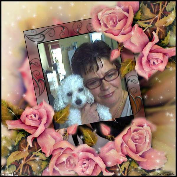 me and my litle dog