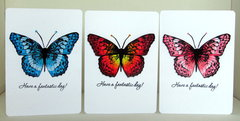 Simple Butterfly Cards