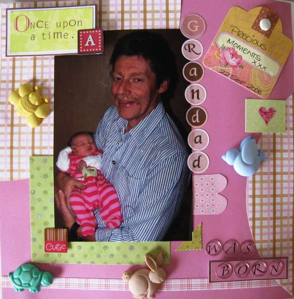 Once upon a time ...a grandad was born
