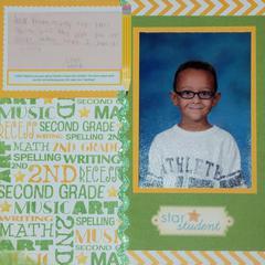 LoLo 2nd Grade