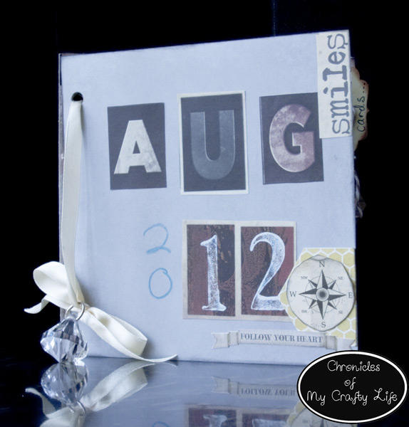 Mini Monthly Aug 2012