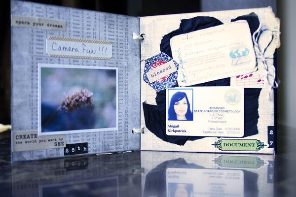 Mini Monthly Aug 2012