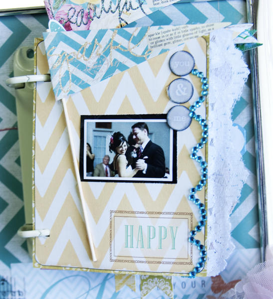 Altered Frame Mini Album 04