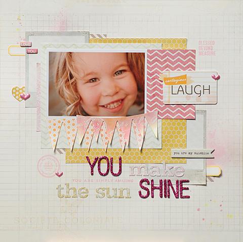You Make the Sun Shine