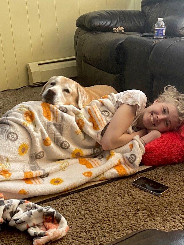 Comfy cozy!